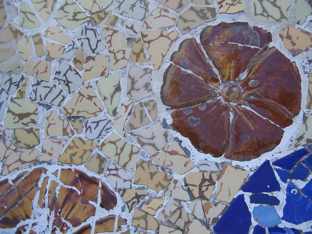 Gaudi Wallpaper 1024x768