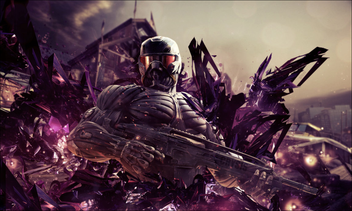 Crysis 2 Wallpaper by Greev on deviantART 1153x692