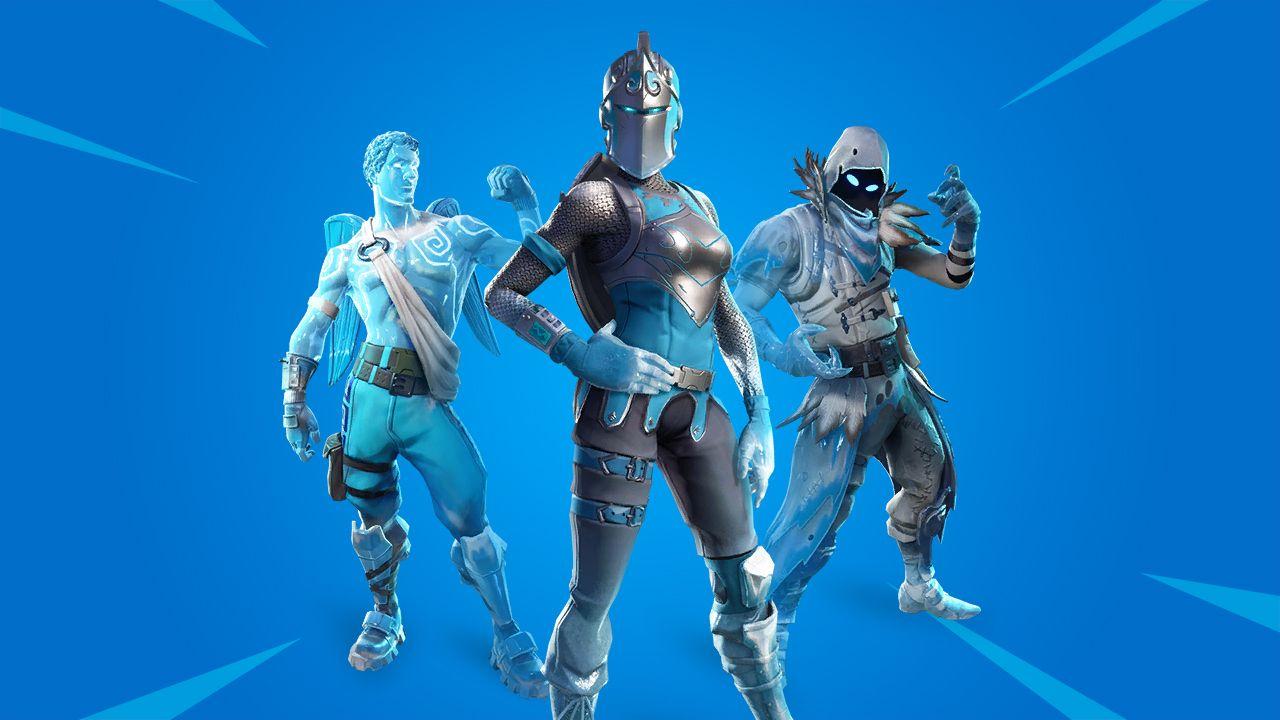 Frozen Legends Starter Pack Leaked Fortnite News 1280x720