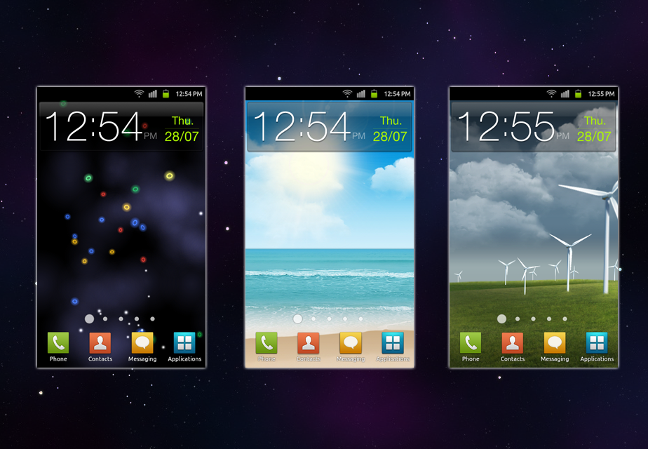 47+ Samsung Live Wallpapers for Android on WallpaperSafari