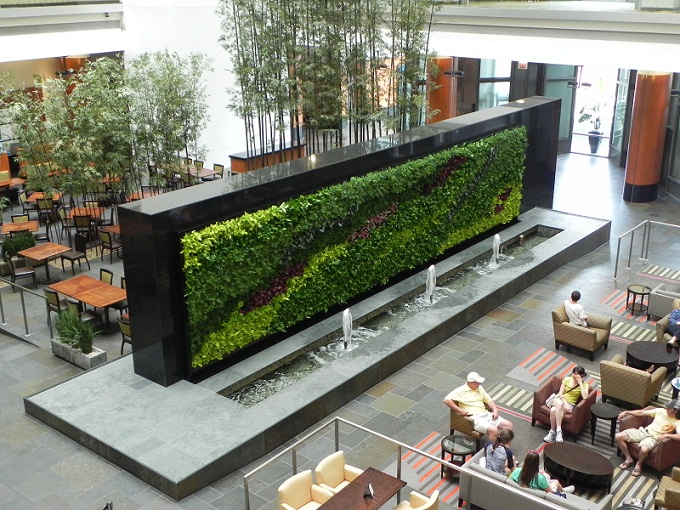Living Green Walls The Wallpaper of the Future is Alive Greener on 680x510