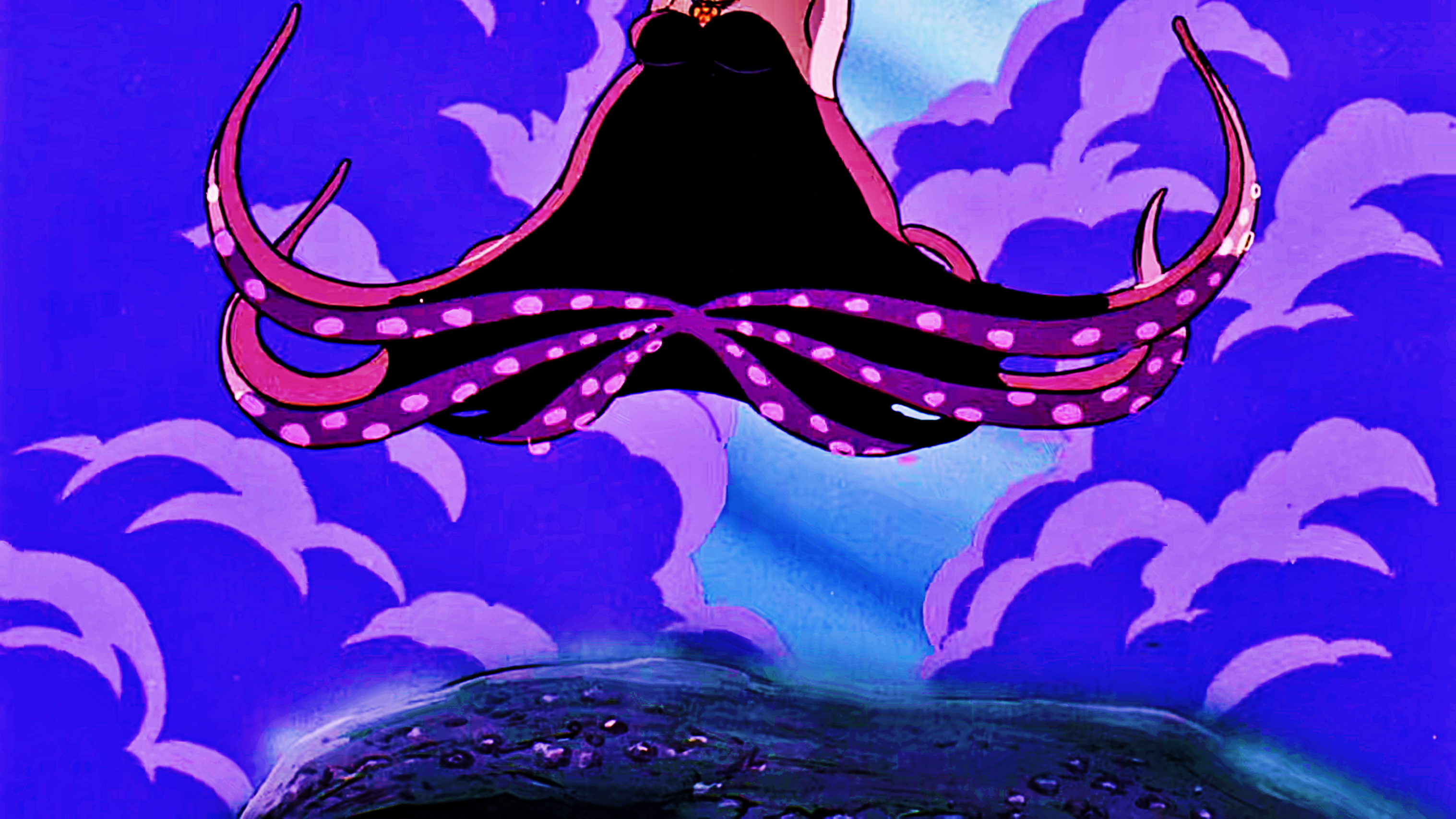 Walt Disney Characters images Walt Disney Screencaps   Ursula HD 3034x1706