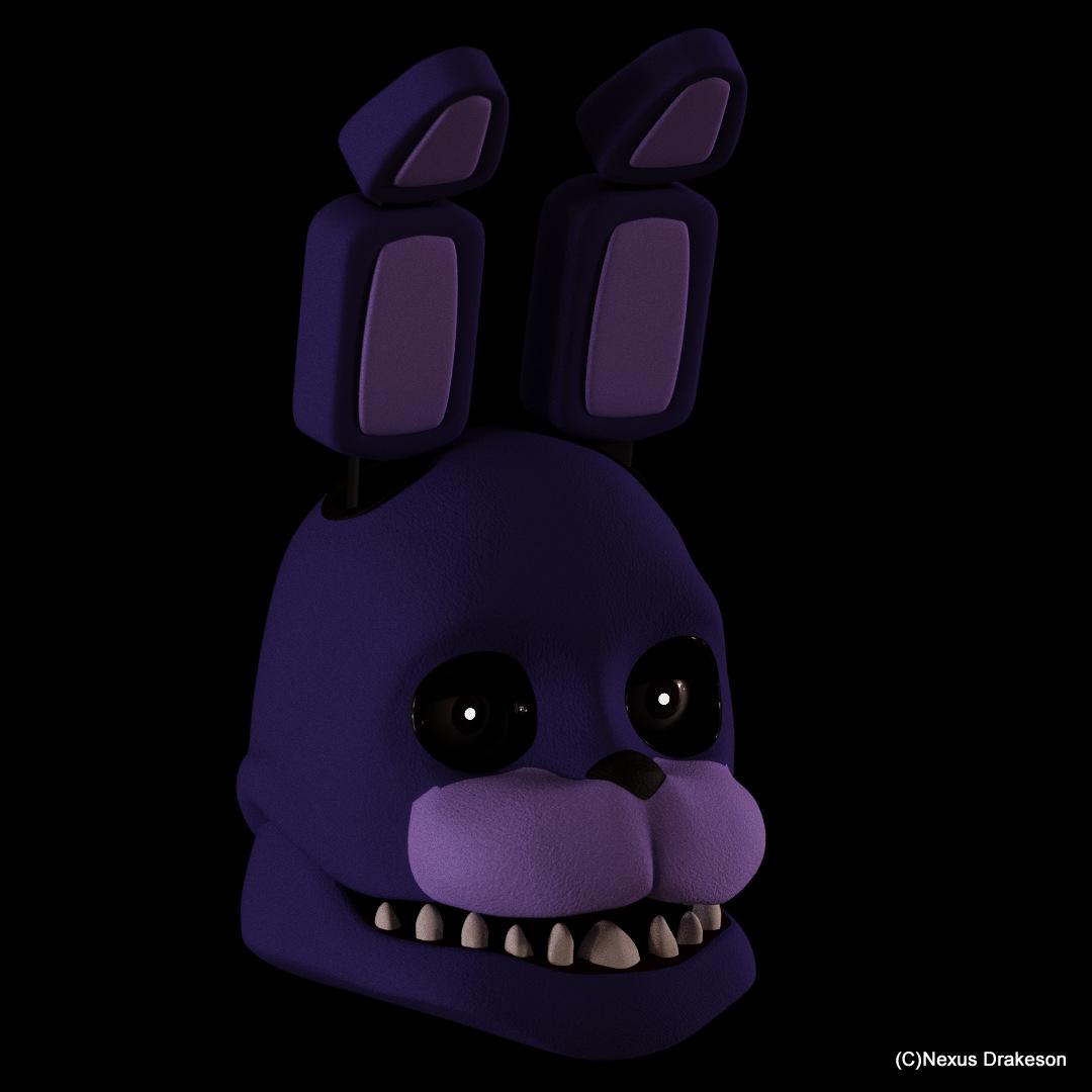 Bonnie the Bunny wip 2 by NexusDrakeson 1080x1080