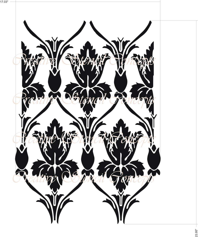 Sherlock Holmes Wallpaper Fabric