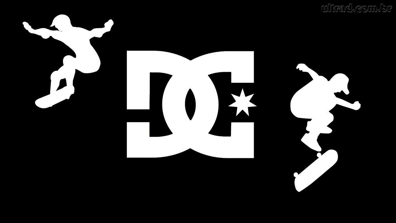 Dc Logo Wallpaper  WallpaperSafari