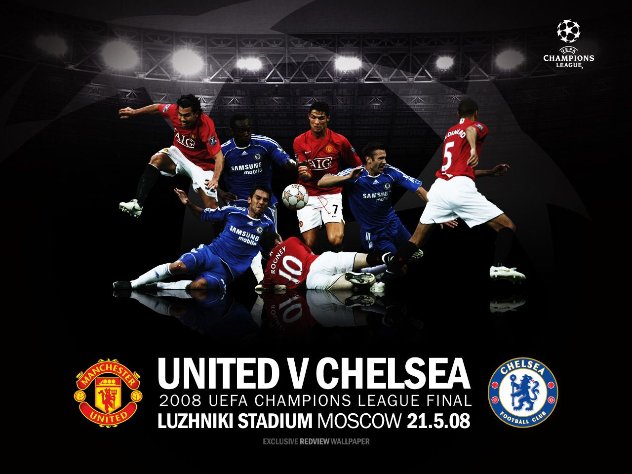 Manchester United Vs Chelsea 2011 2012 Wallpapers Sports Mania 1280x960