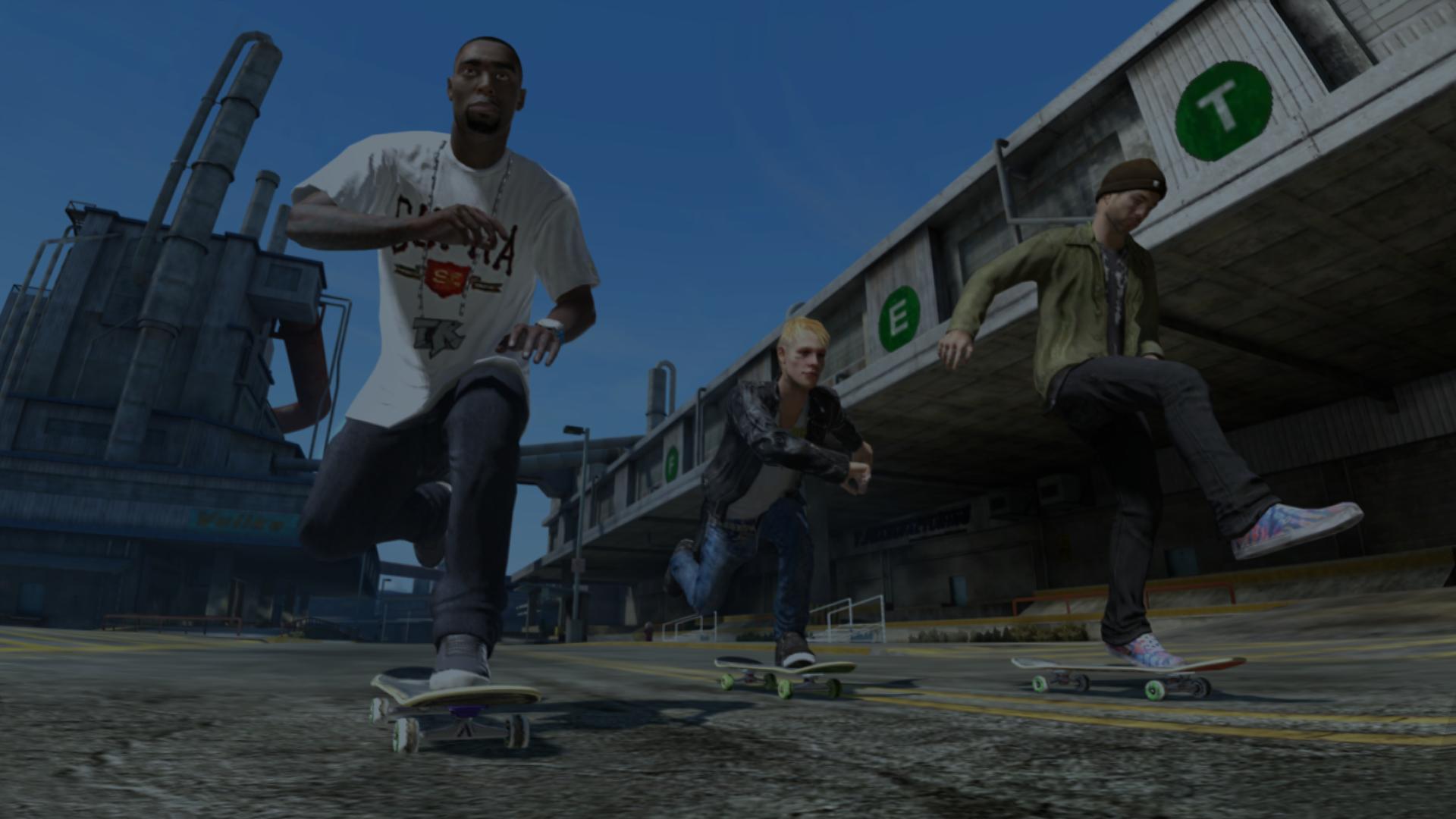 Skate 3 Wallpaper Hd Skate 3 retail