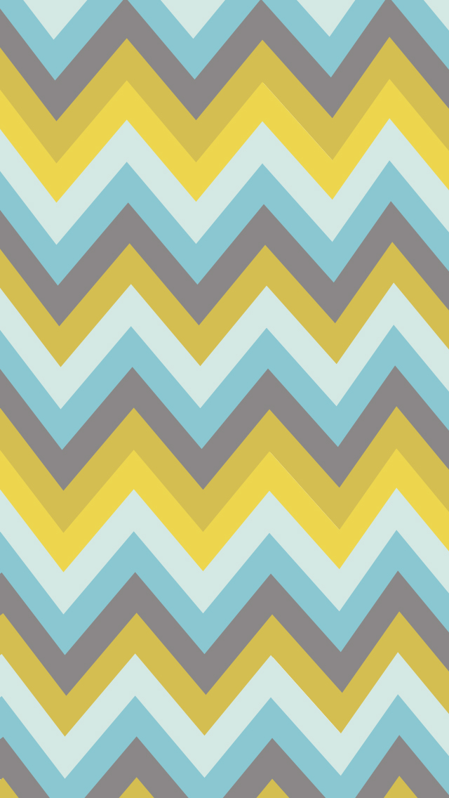Yellow Chevron Wallpaper Iphone Iphone chevron wallpaper 640x1136