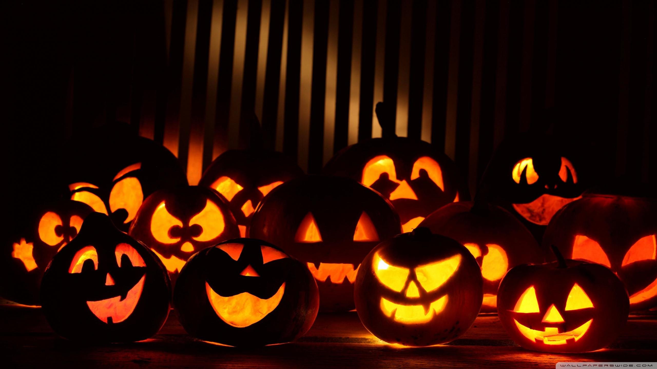 Happy Halloween Desktop Wallpaper 30 Background Pictures 2560x1440