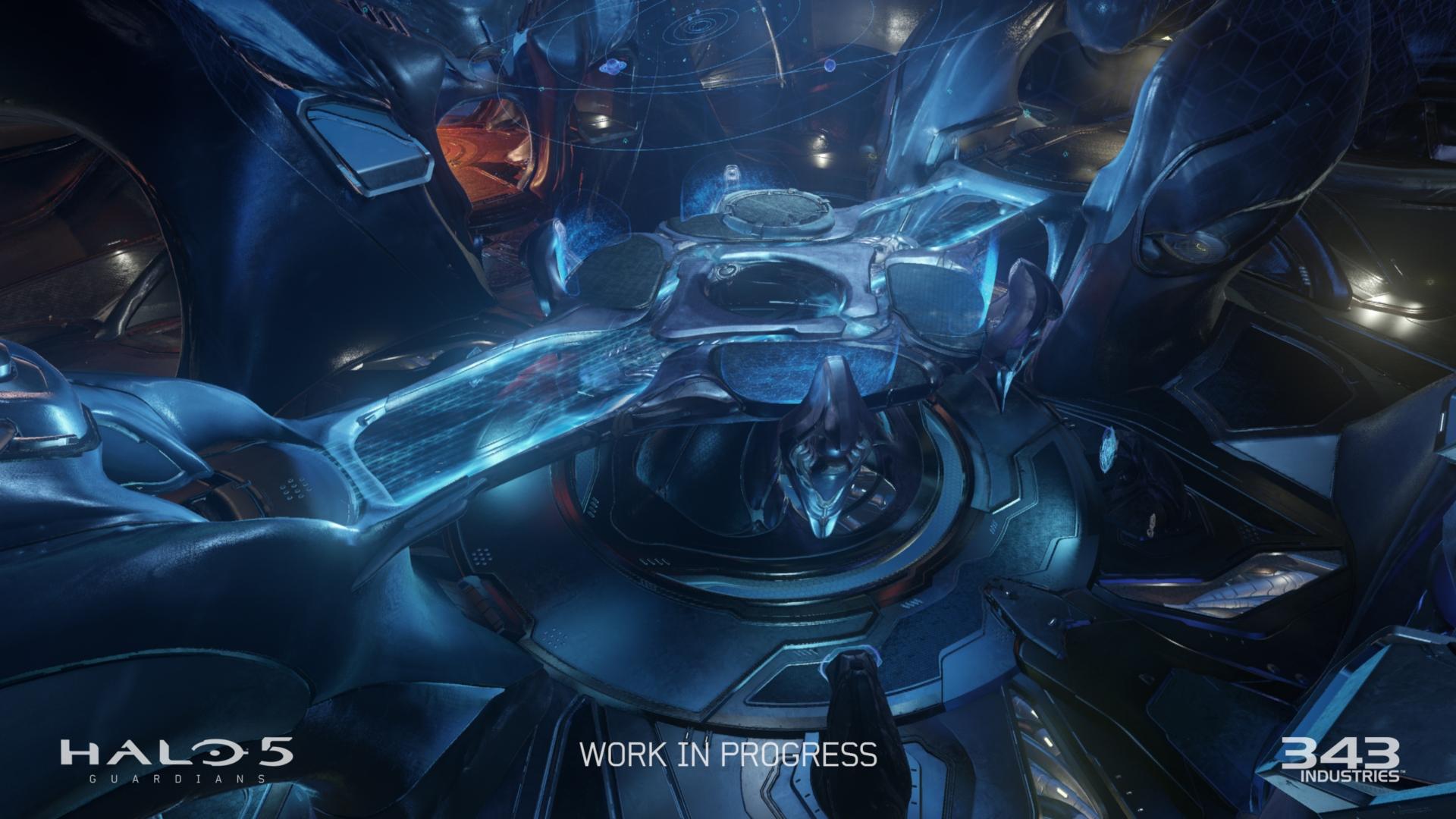 Halo 5 Guardians Video Game 38 Hd Wallpaper   Hivewallpapercom 1920x1080