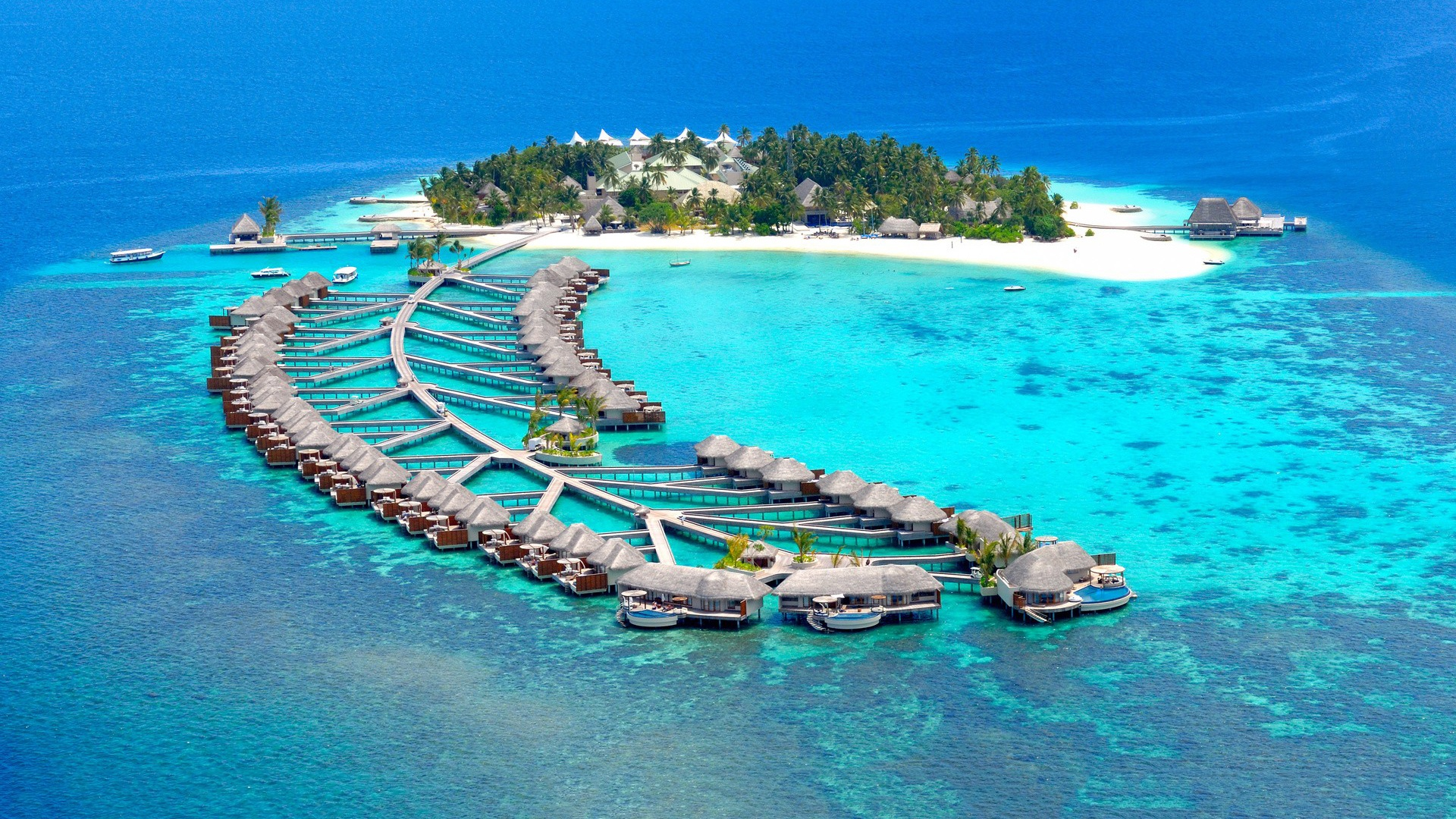 Beautiful Maldives Island Wallpaper Background #6046 Wallpaper | High ...