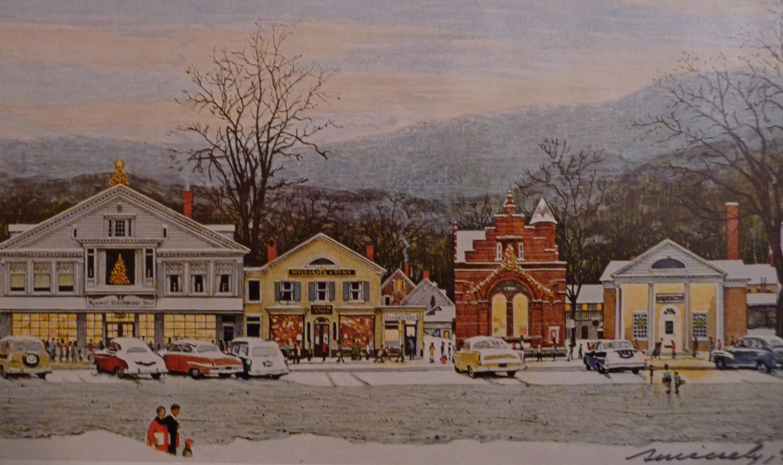 1500x891px Norman Rockwell Christmas Wallpaper - WallpaperSafari