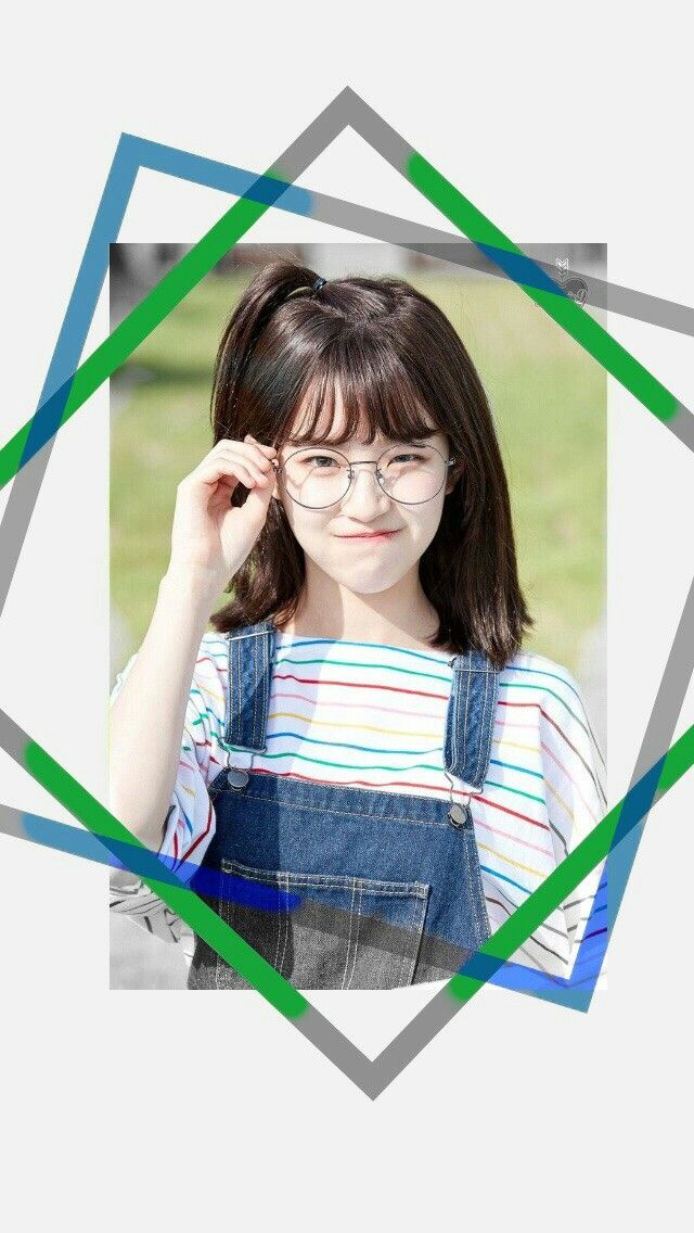 Fromis 9 Kpop Fondo de pantalla HD wallpaper Lockscreen Saerom 640x1136