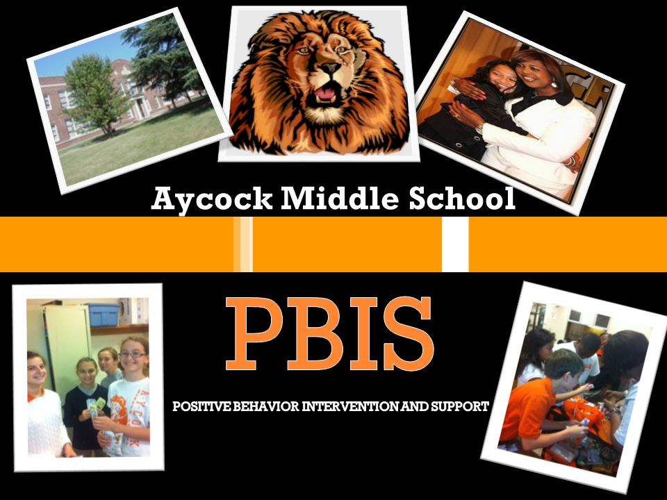 Aycock Middle School CREATE A STORY PBIS BACKGROUND Ms 960x720