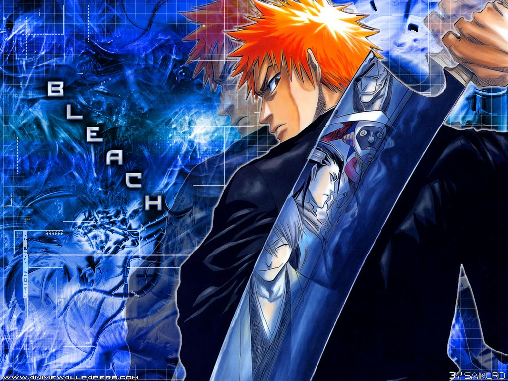 Best Desktop HD Wallpaper   bleach wallpapers 1024x768