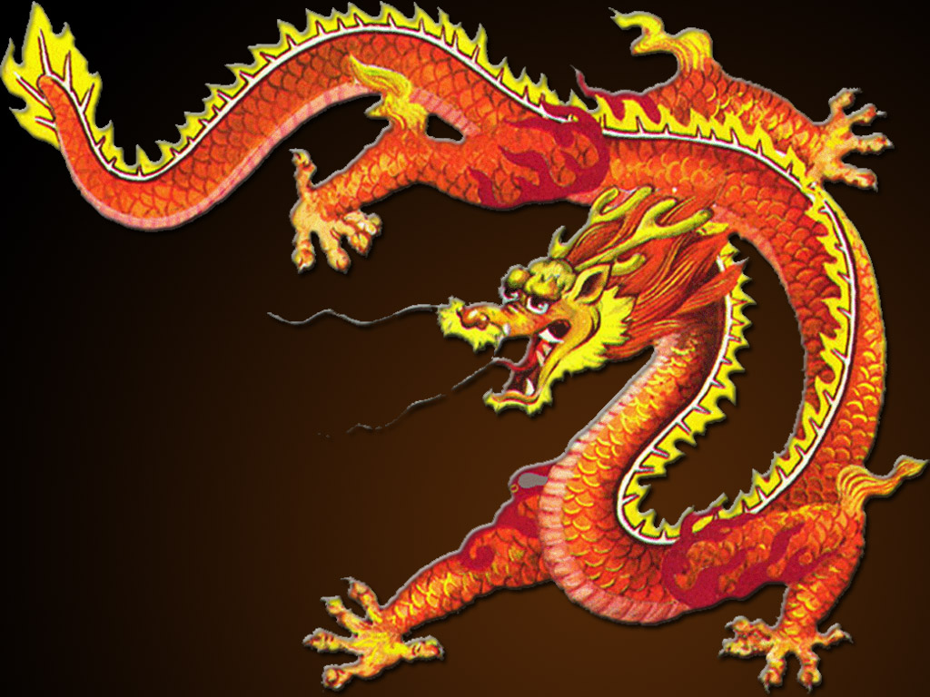 Chinese Dragon Wallpaper HD Backgrounds Images Pictures 1024x768