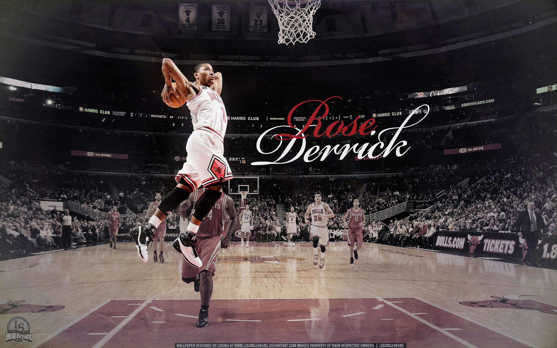 Derrick rose desktop wallpaper wallpapersafari - Derrick rose iphone wallpaper ...