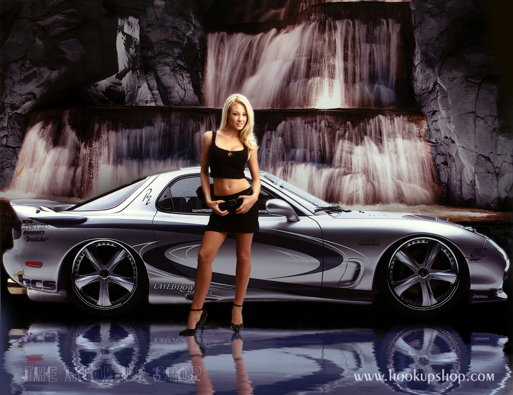 used new cars fast cars and beautifull cool girls wallpaper 1024x788