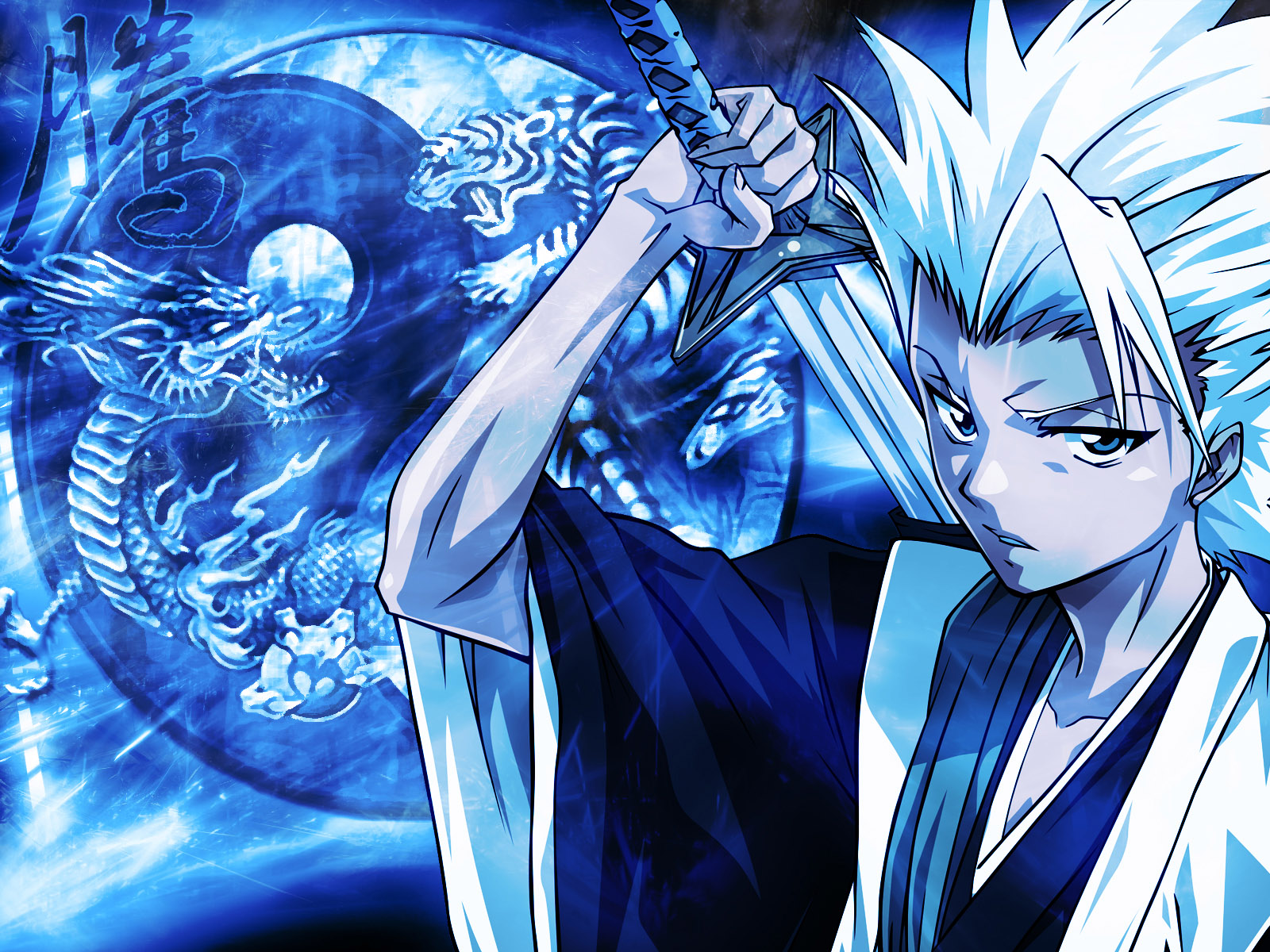Bleach Anime Wallpapers Hitsugaya Toushirou Wallpapers 1600x1200