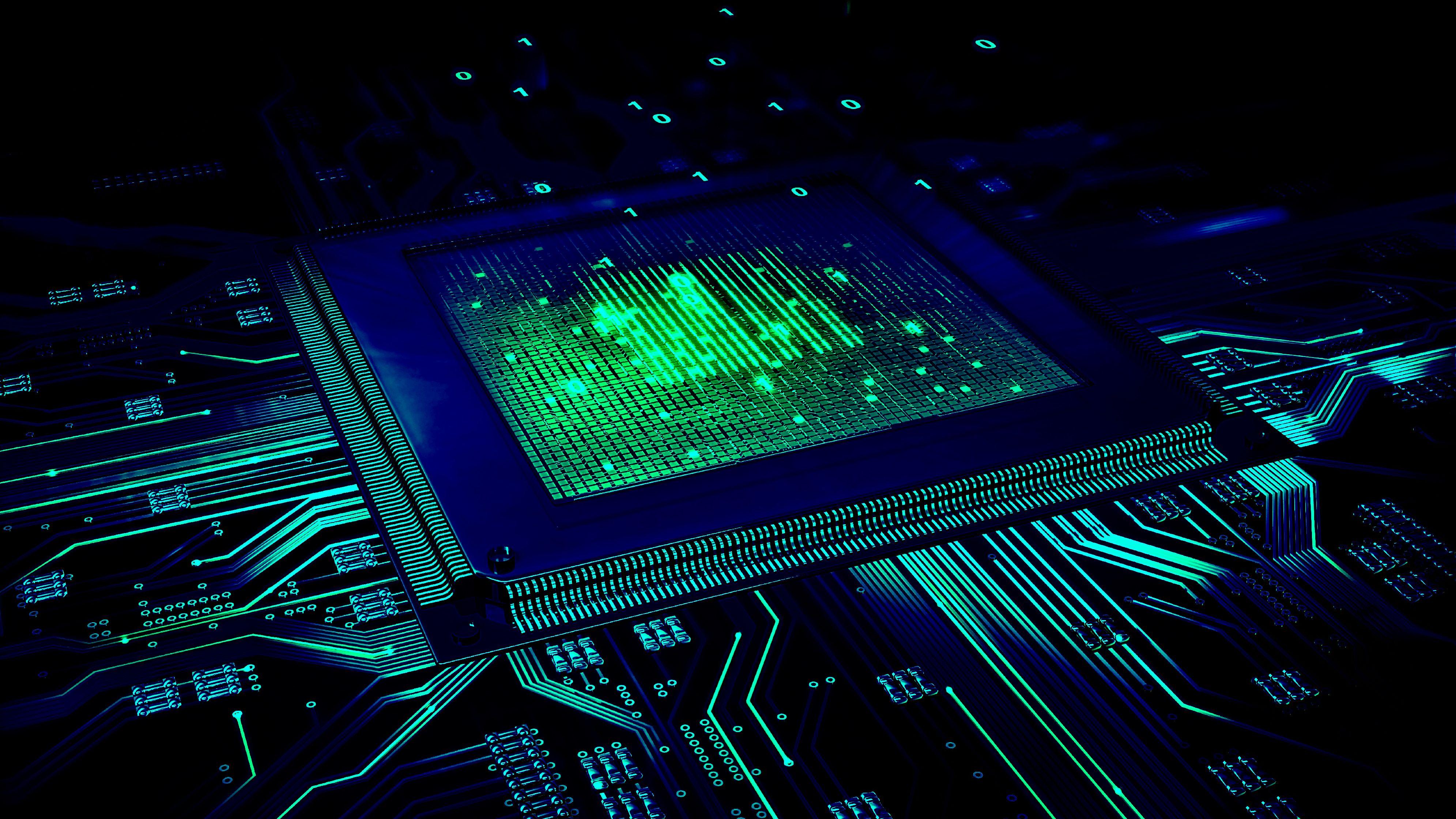 Electronic Circuit Wallpapers   Top Electronic Circuit 3982x2240