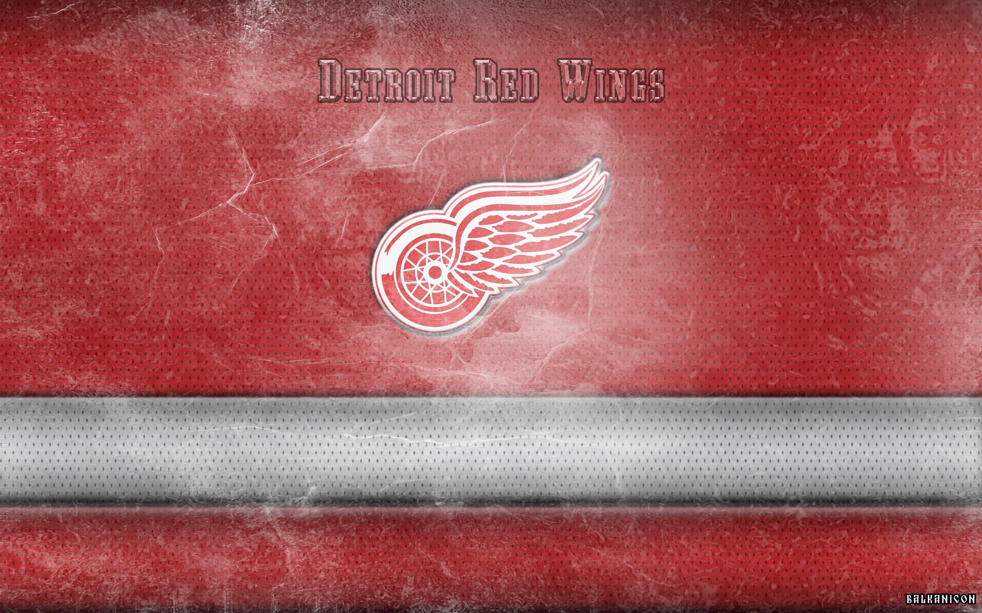 Detroit Red Wings wallpaper by Balkanicon 1920x1200