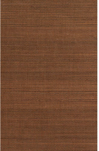 Metallic Copper and Brown Grasscloth Wallpaper contemporary wallpaper 328x500