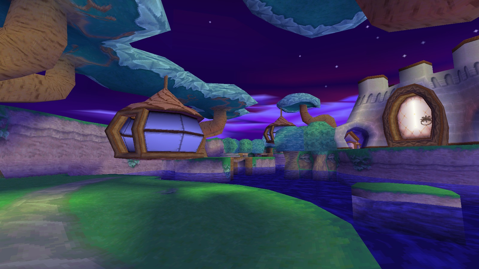 Spooky Swamp Spyro Wiki FANDOM powered by Wikia 1600x900