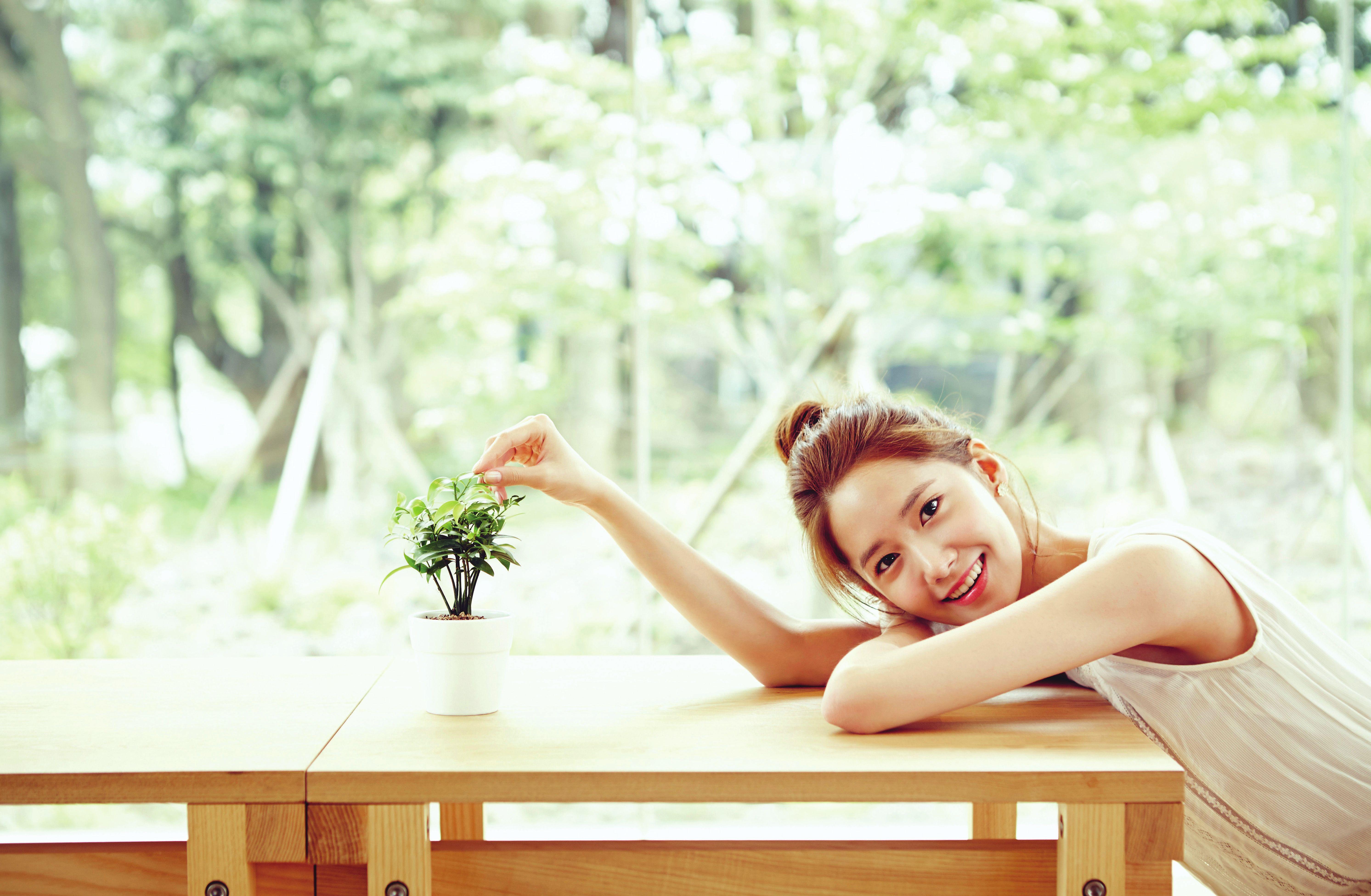 Yoona gets her goddess on for Innisfree SNSD Korean 5970x3905