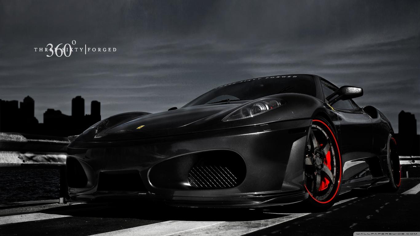 exotic cars car ferrari sports hd wallpaper with 1366x768 resolution