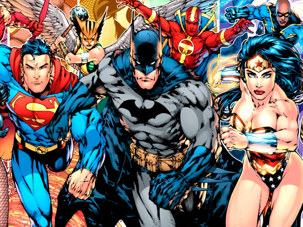 Justice League movie characters possibly revealed with only 5 main 1024x768
