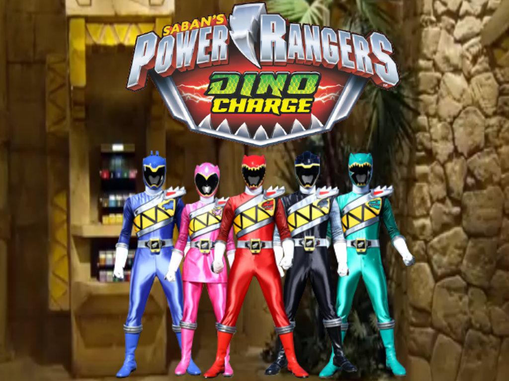 Power Rangers Dino Charge Wallpaper Wallpapersafari