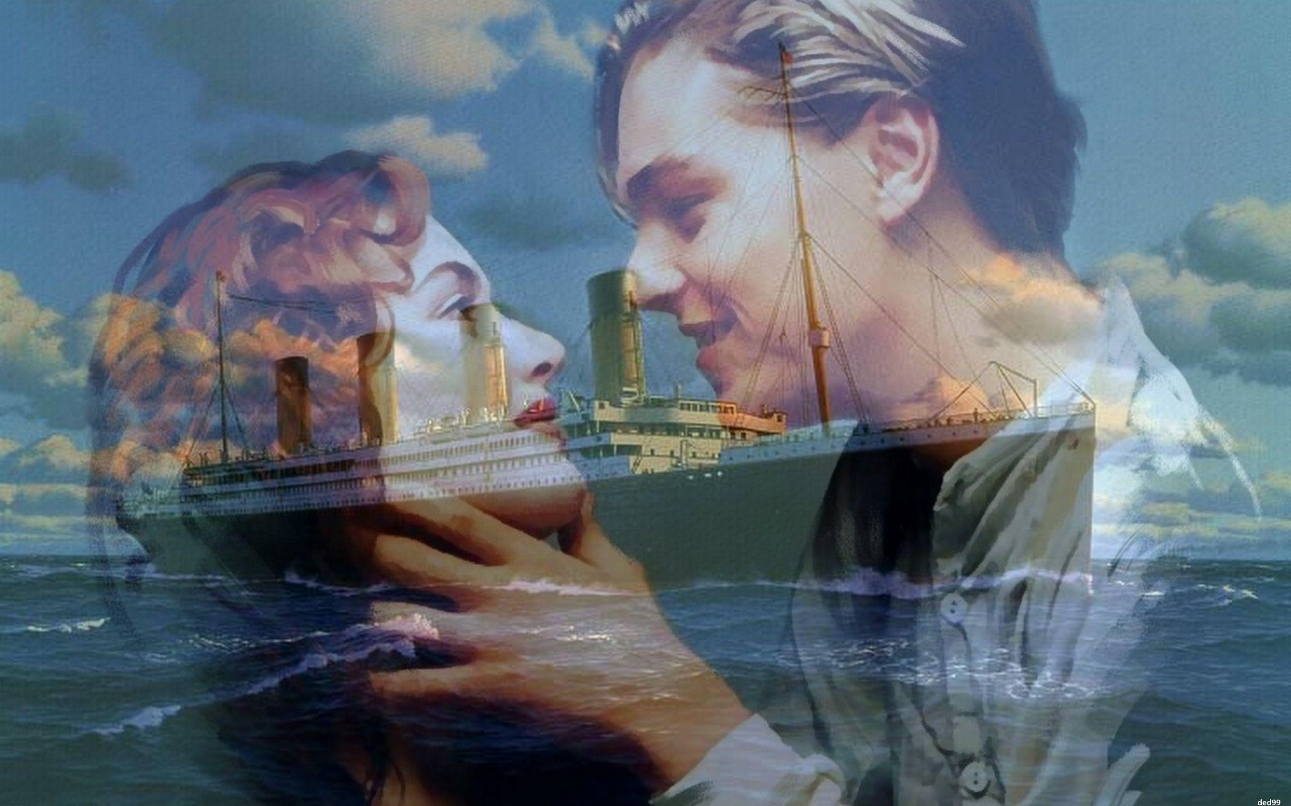 Titanic Jack And Rose Wallpapers 2560x1600