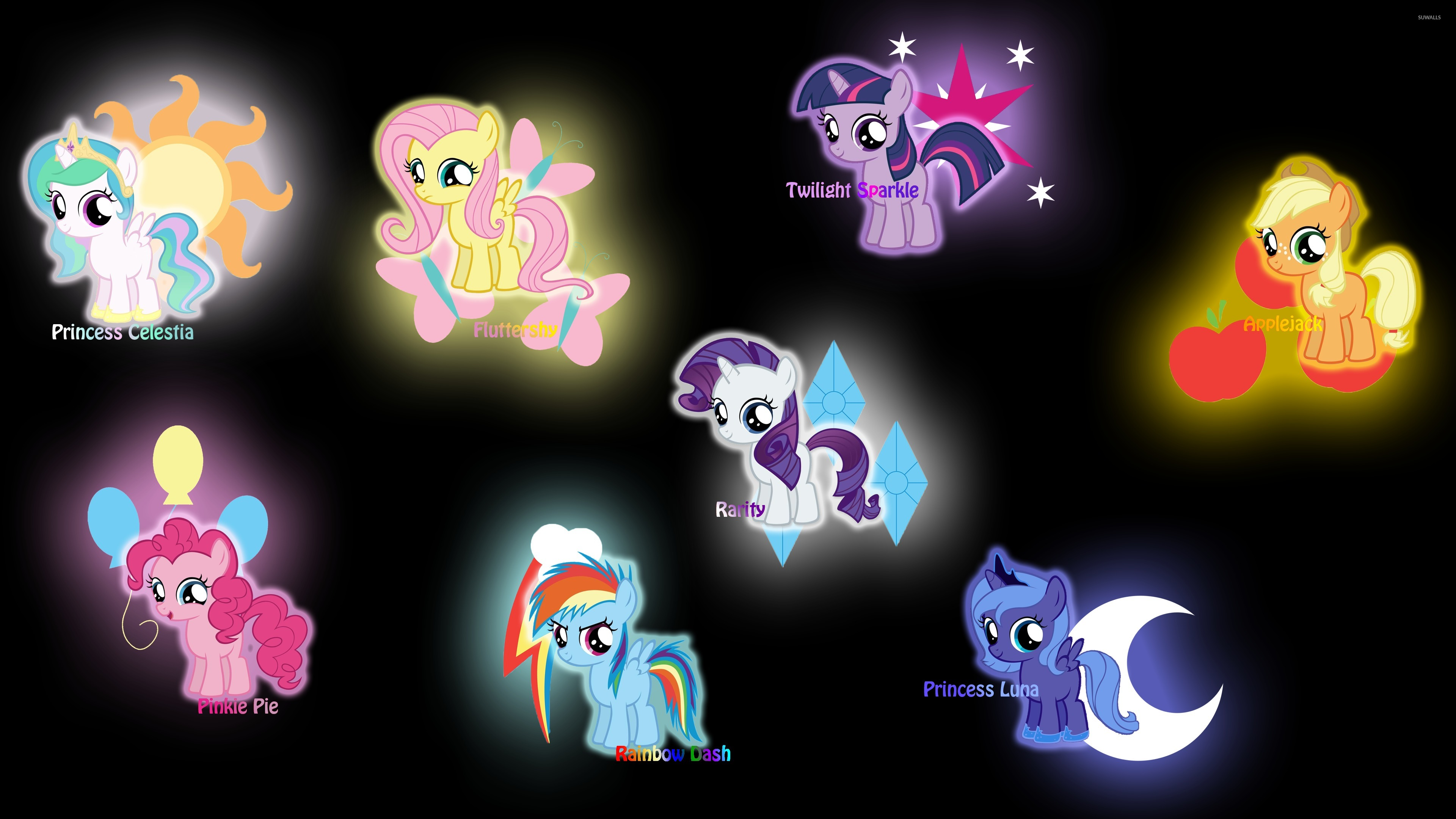 My Little Pony wallpaper 1366x768 1366x768