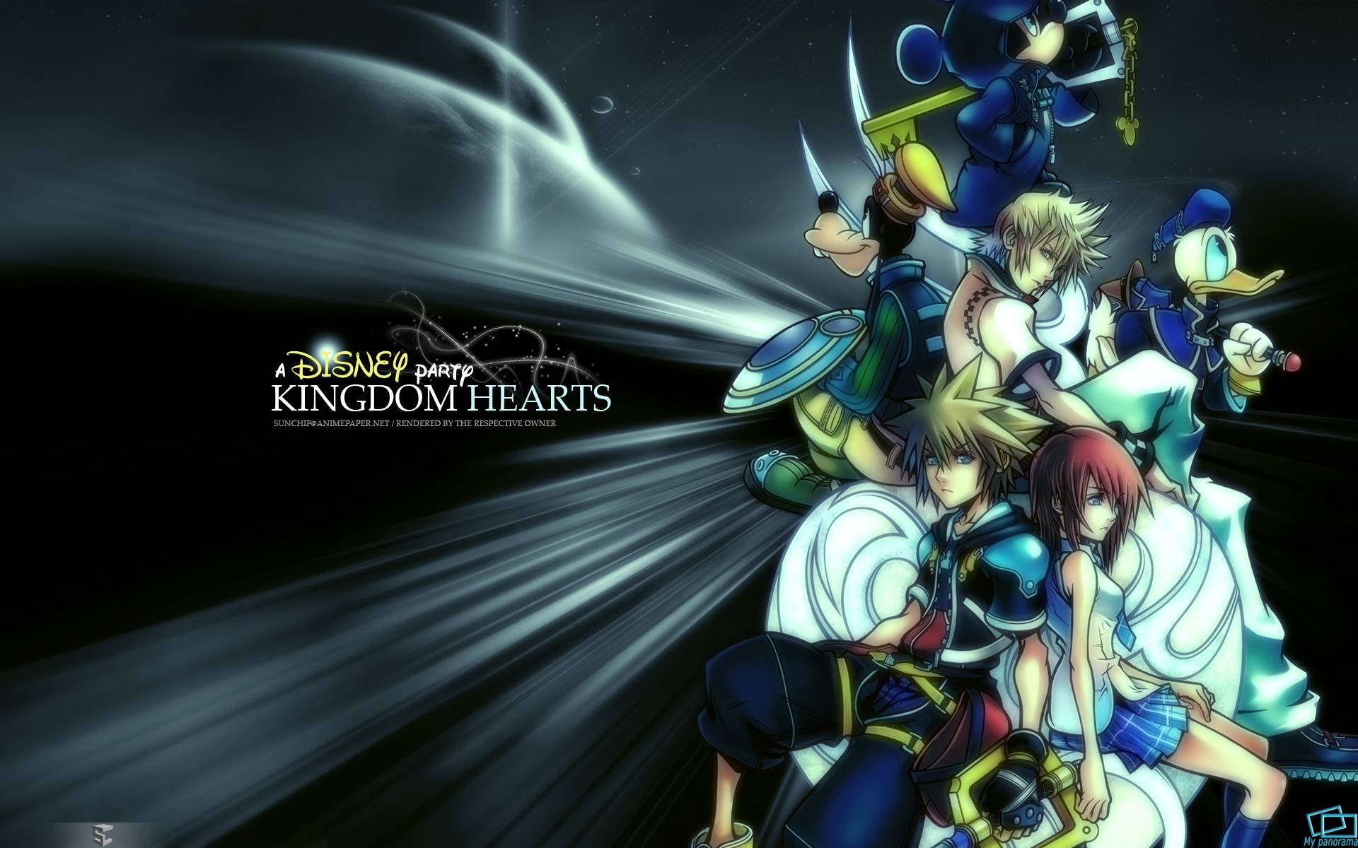 Kingdom Hearts 2 wallpapers Kingdom Hearts 2 background   Page 14 1920x1200