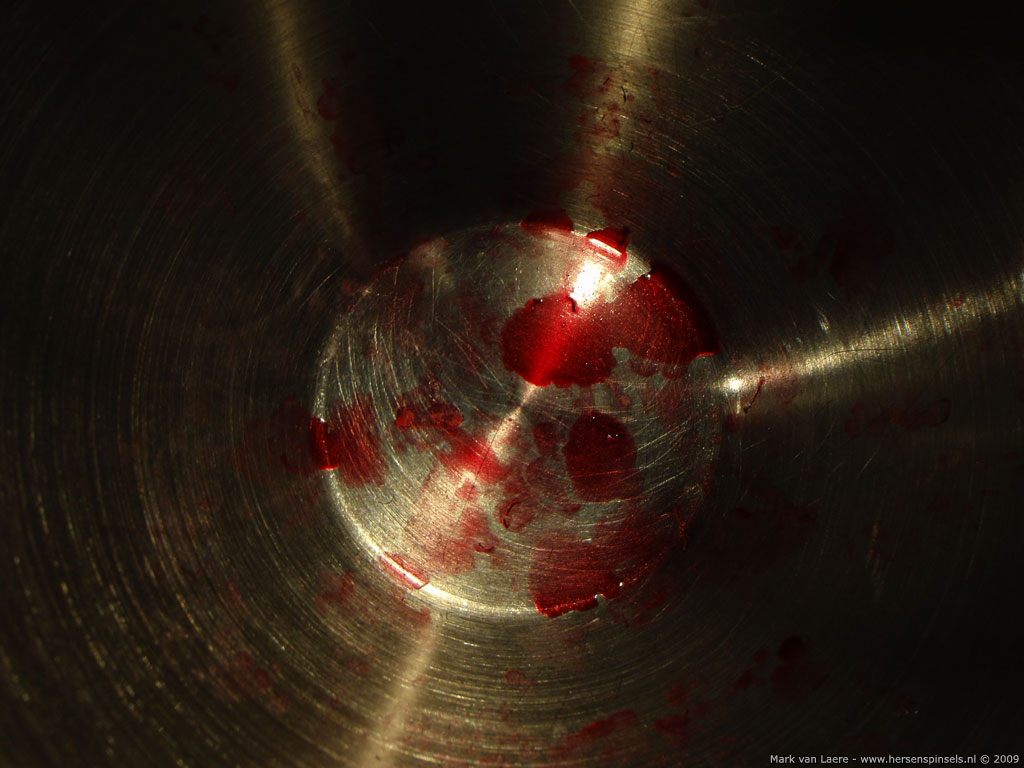 Wallpaper Blood Stains On The White Wallpapers 3d For Desktop