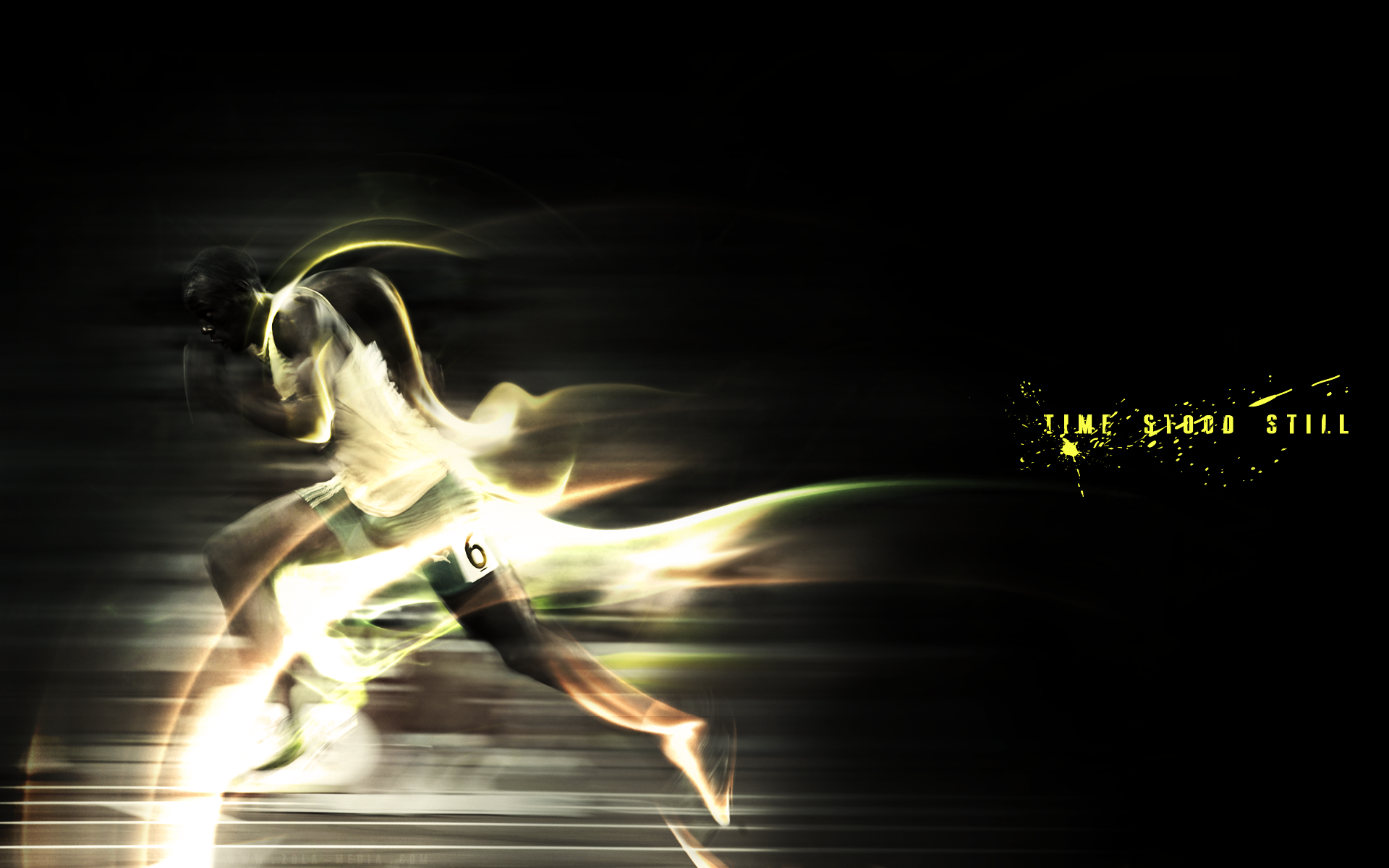 USAIN BOLT WALLPAPERS FREE Wallpapers Background images 1920x1200