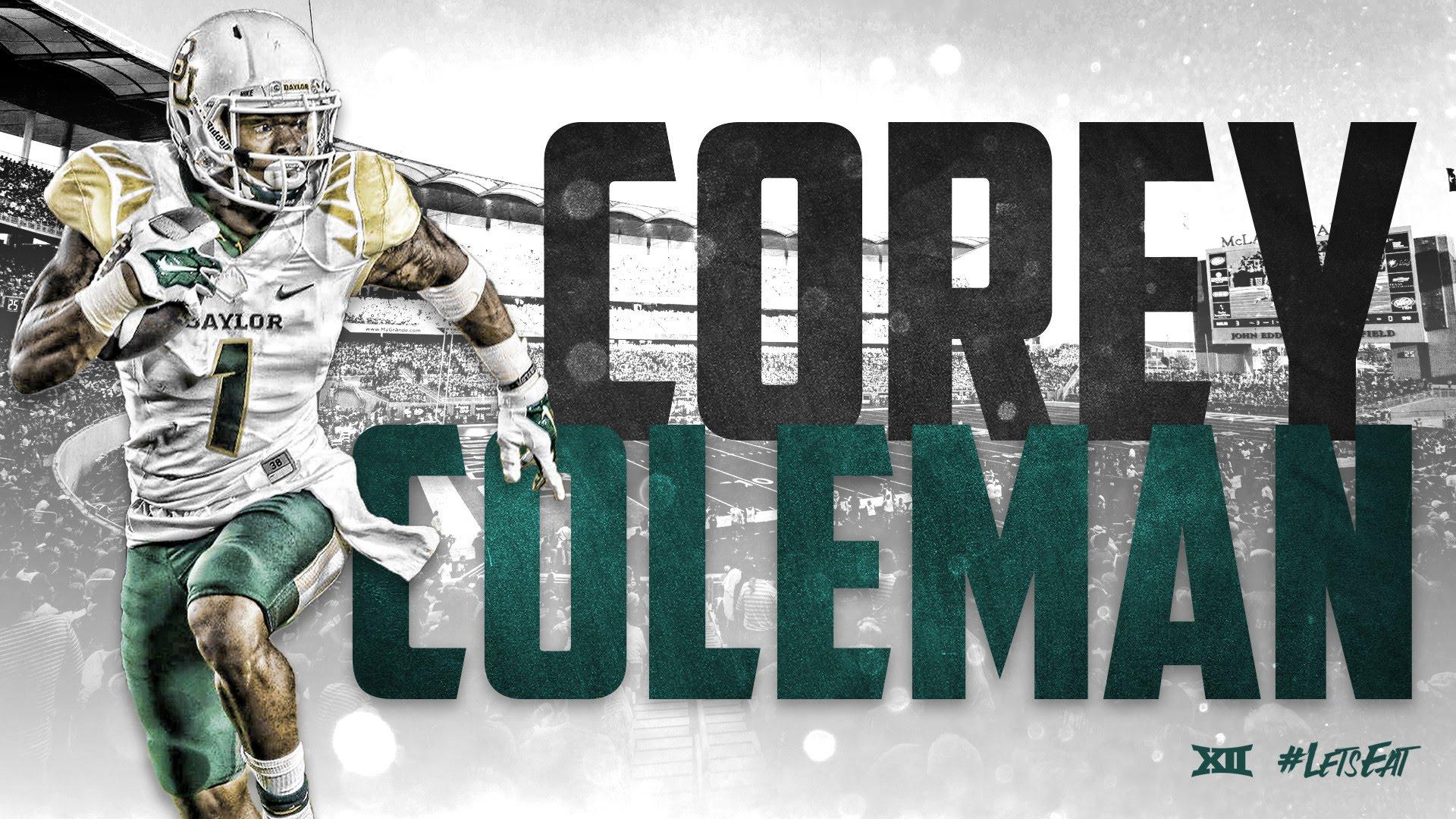 Baylor WR Corey Coleman 2015 Highlights 1920x1080