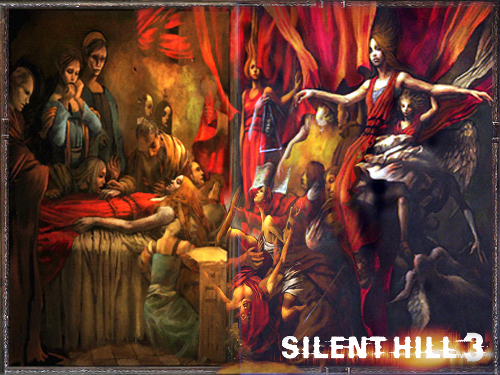 Silent Hill 3 Wallpaper 04jpg 1024x768