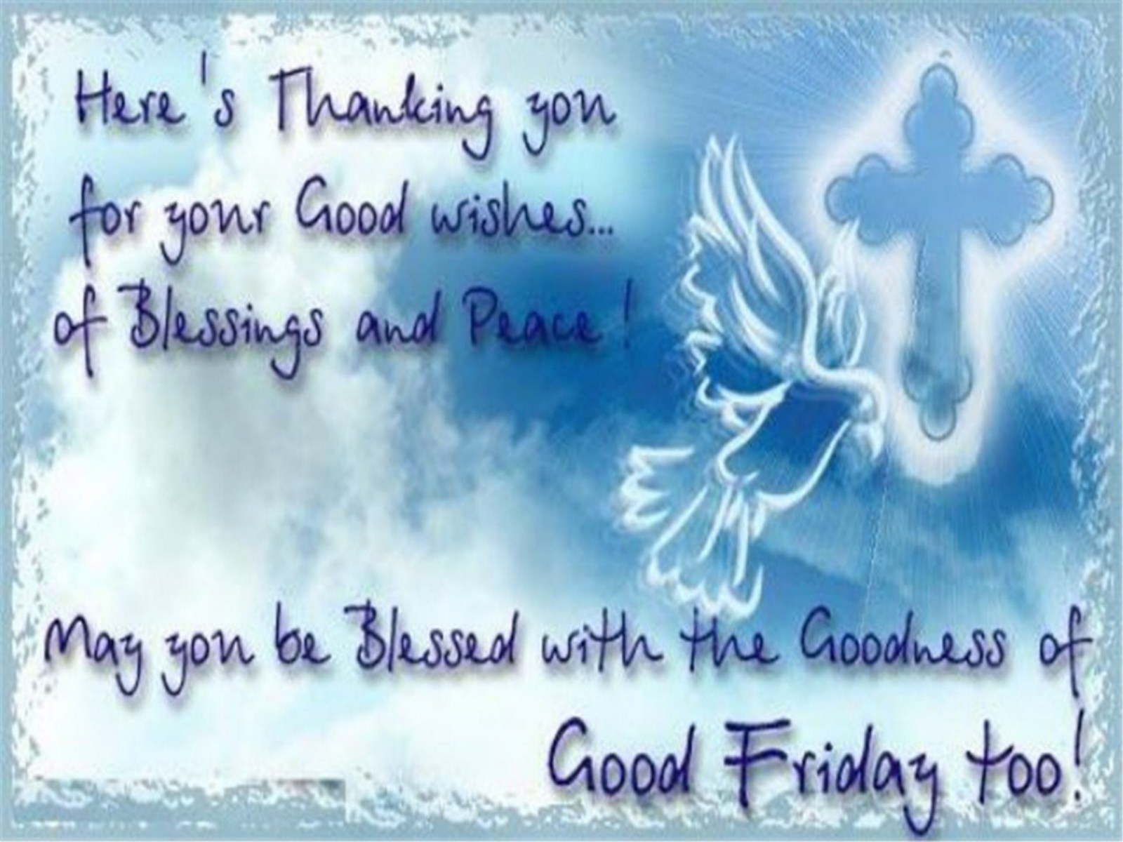 Good Friday Wishes in Telugu