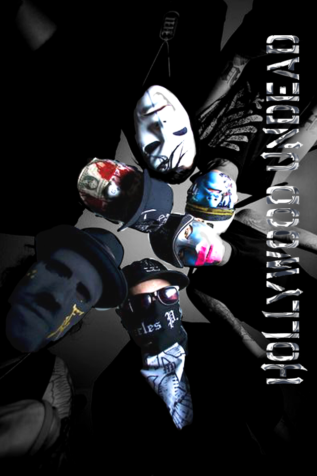 Hollywood Undead Wallpaper2 by XimperfectXescapeX on deviantART 640x960