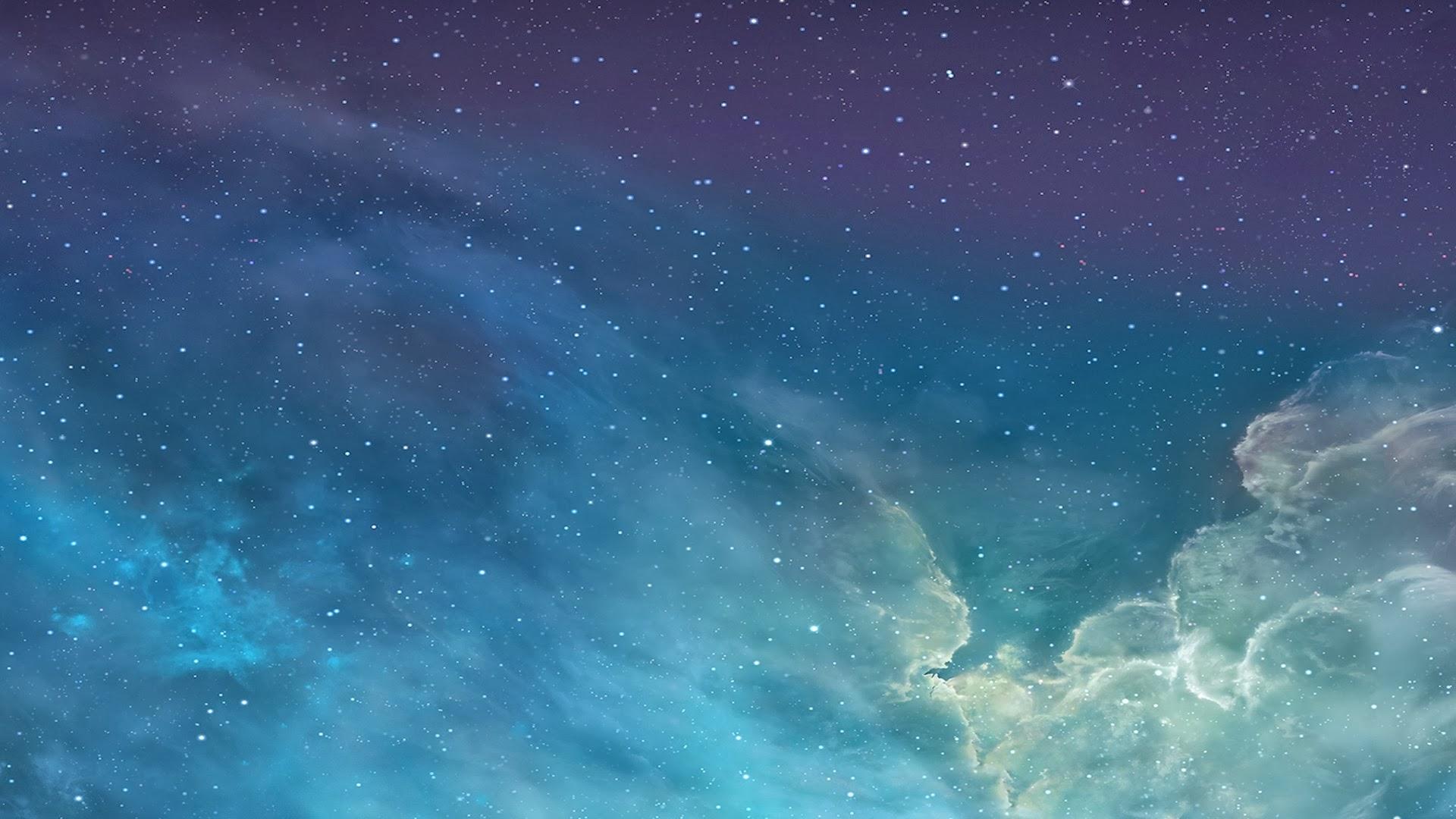 IOS 7 Galaxy Download 1920x1080