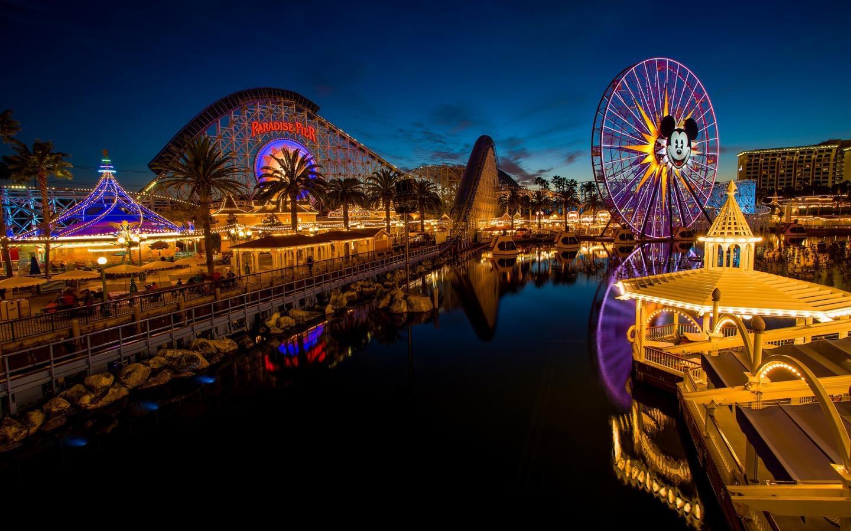 Disneyland wallpaper 64748 1440x900