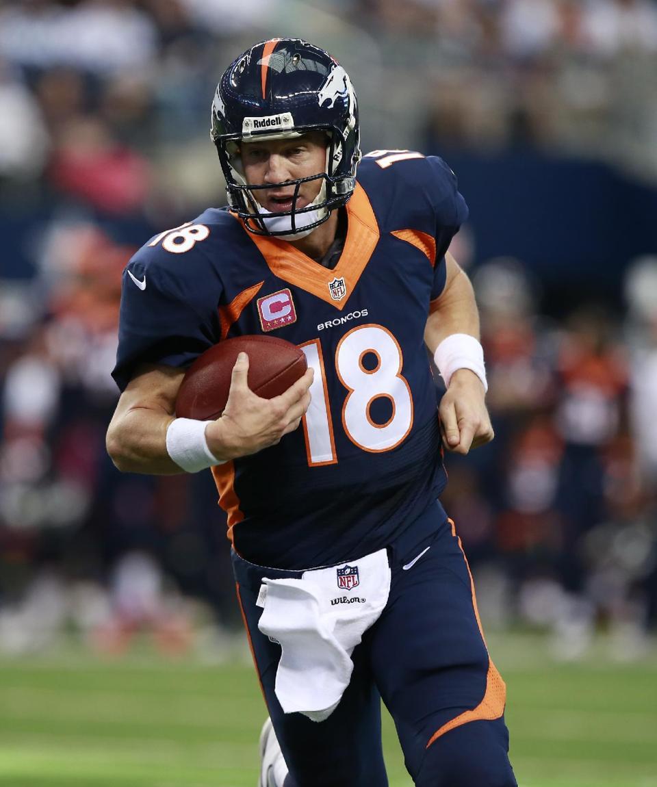 Peyton Manning Wallpaper Broncos