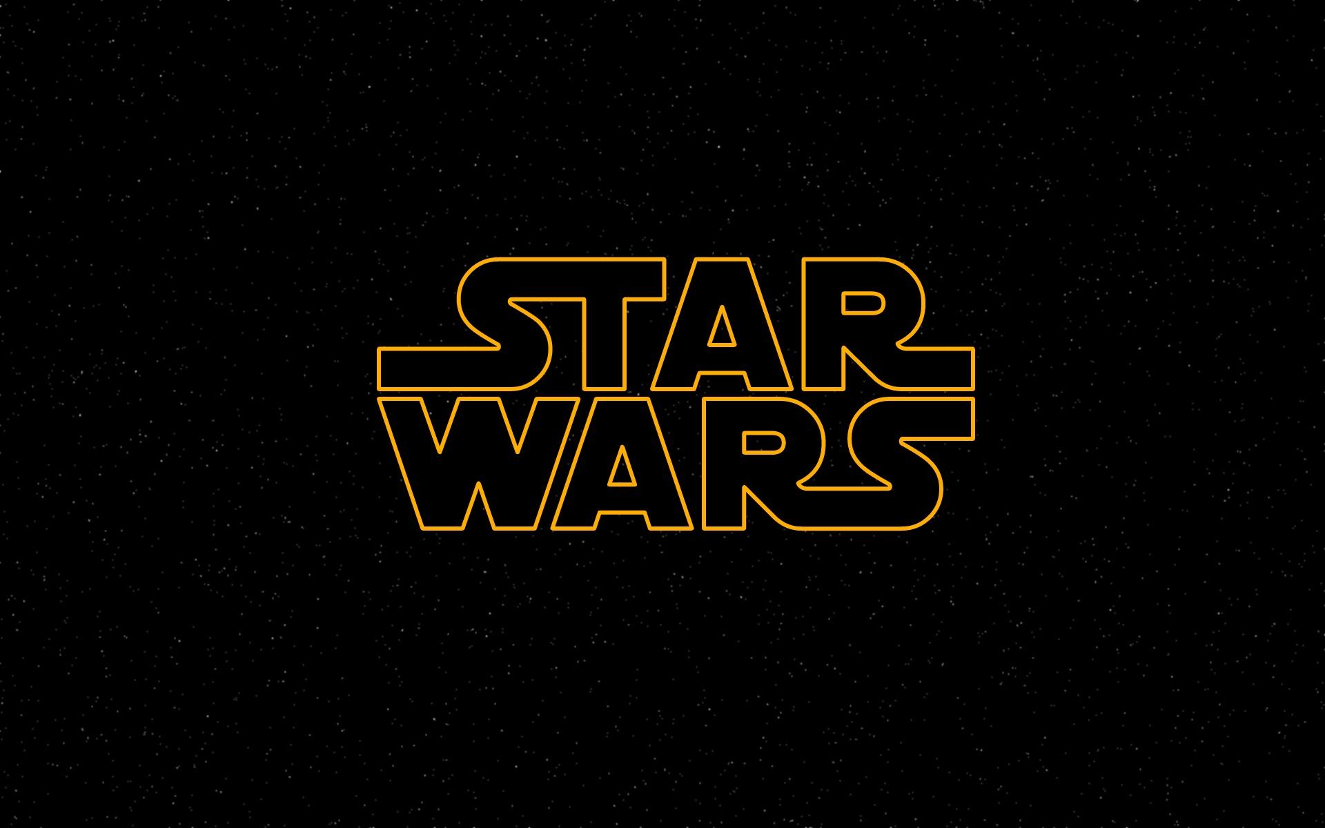 71 Star Wars Logo Wallpaper On Wallpapersafari