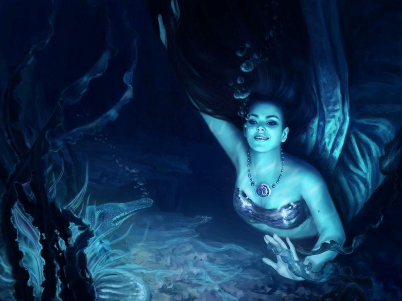 Mermaid Wallpapers Mermaid Backgrounds Mermaid Images