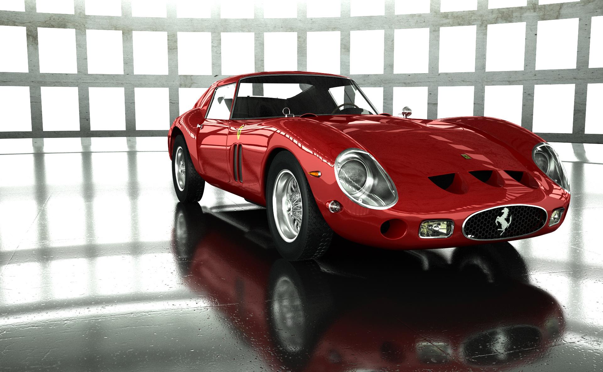 Ferrari 250 GTO Engine   image 65 1920x1184