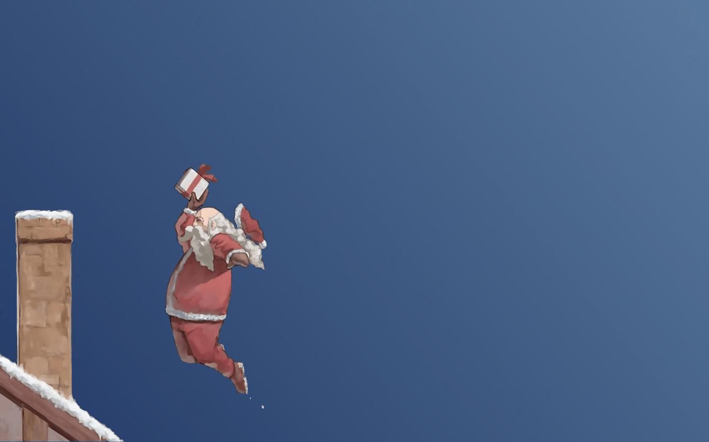 77] Funny Christmas Wallpaper on WallpaperSafari 1440x900