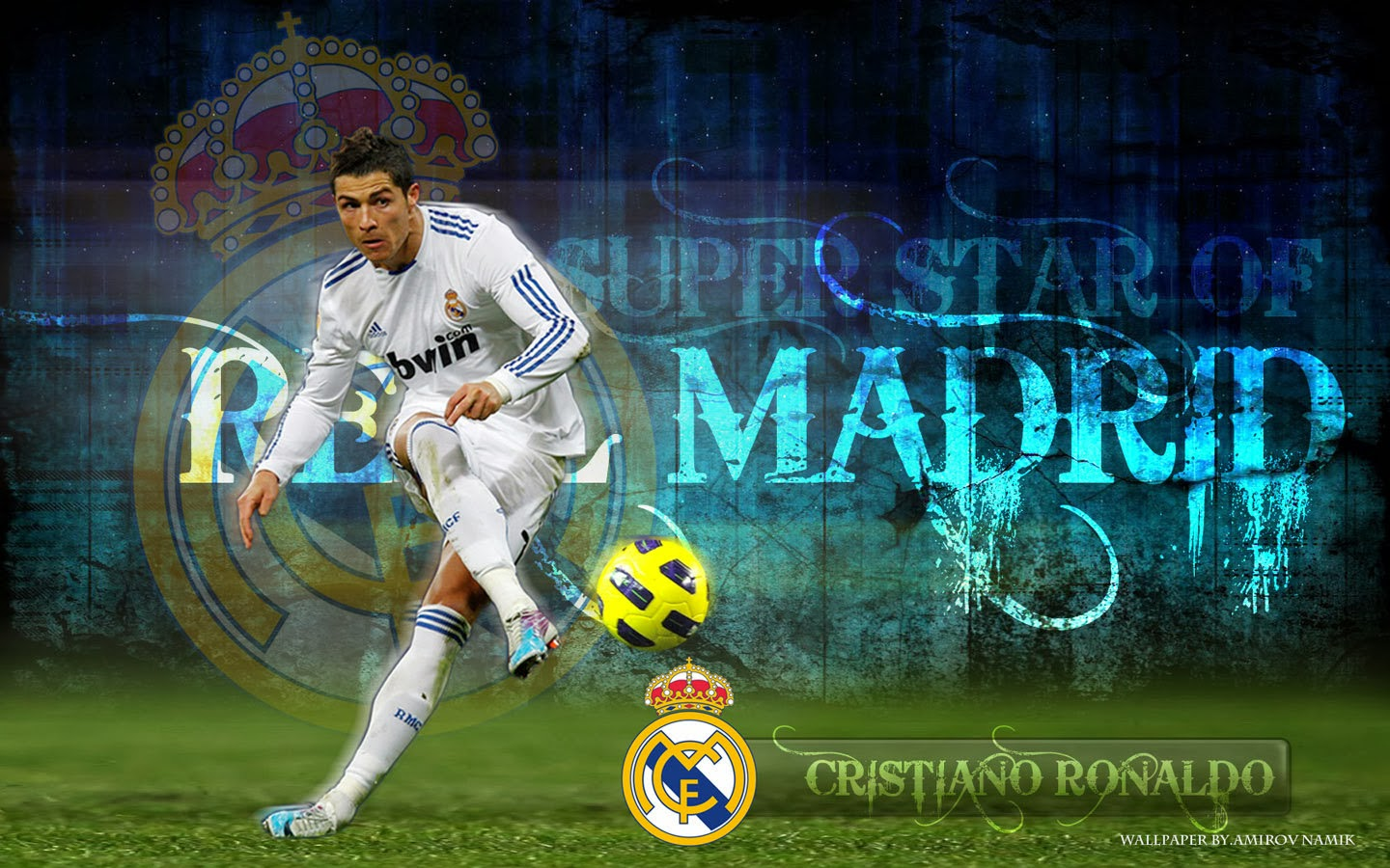 Cr7 New HD Wallpapers 2014 2015 1440x900