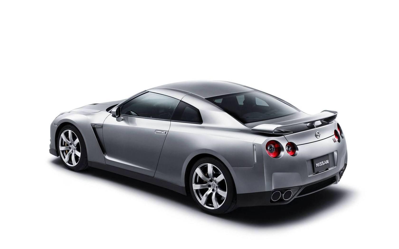Nissan GT R wallpaper 37561 1680x1050