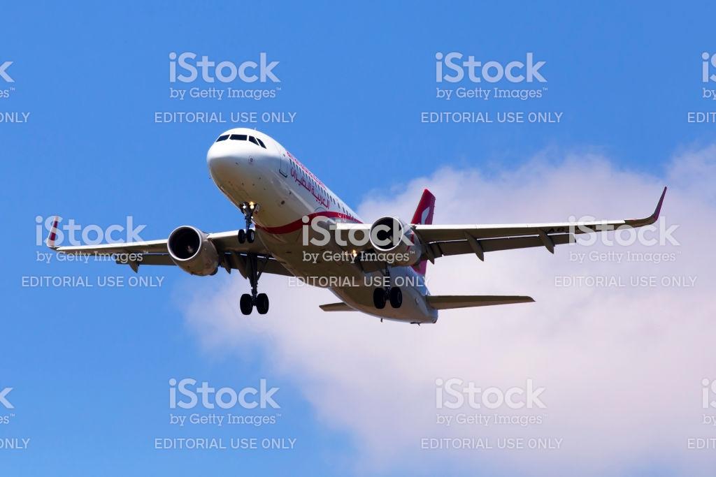 A6aoj Air Arabia Airbus A320200 Aircraft On The Blue Sky 1024x683
